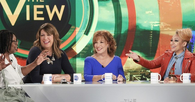 'The View' tries to right the ship