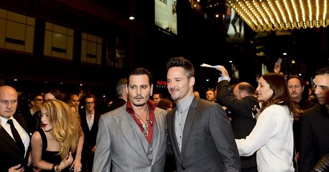 Depp on his 'comeback' as Whitey Bulger in 'Black Mass'