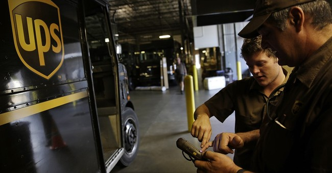 UPS will hire up to 95,000 holiday season workers