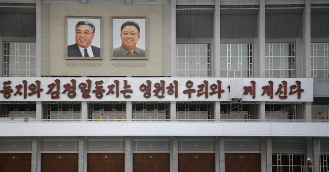 With a rocket's red glare? N. Korea gears up for major fete
