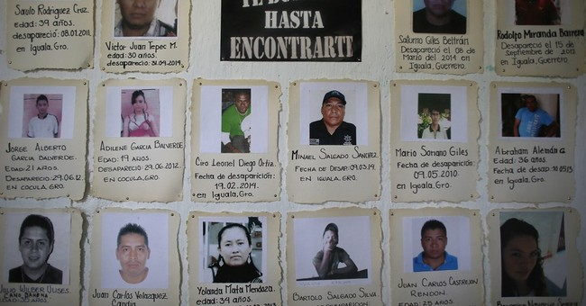 Thousands of Mexican families mourn the 'other disappeared'