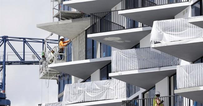 US homebuilder sentiment hits highest level since Oct. 2005