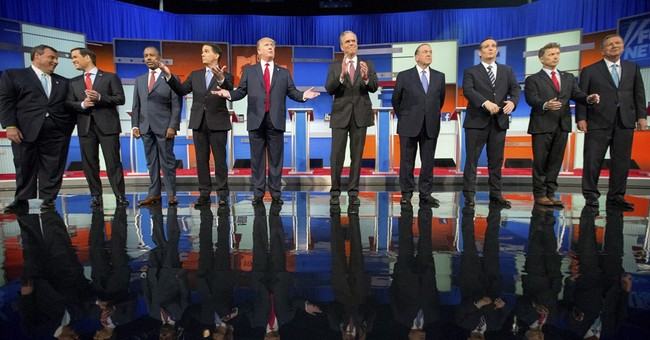 Shifting debate strategies, GOP hopefuls to take on Trump