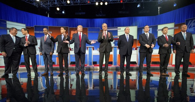 Shifting debate strategies, GOP hopefuls to take on Trump