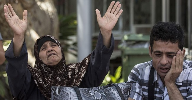Palestinian hunger striker detained following hospital stay
