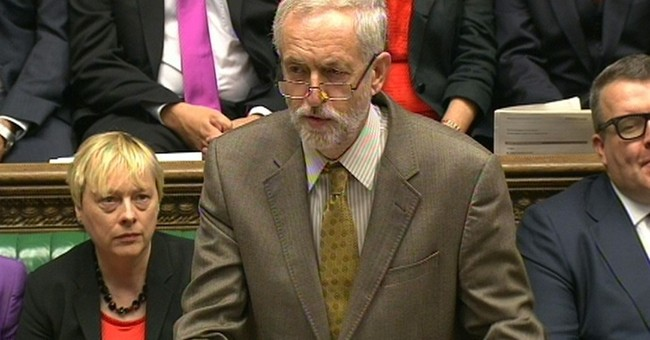 New Labour leader Corbyn faces Cameron in Parliament