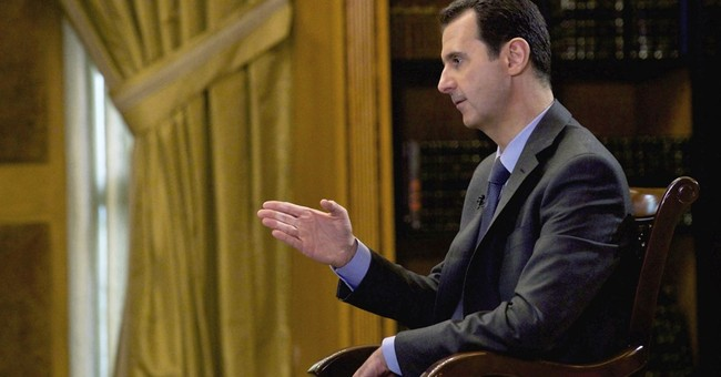 Assad says his priority is 'defeating terrorism' in Syria