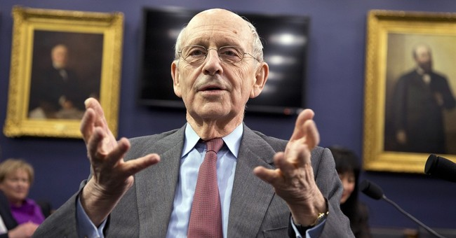 Breyer wants people to better grasp how high court functions