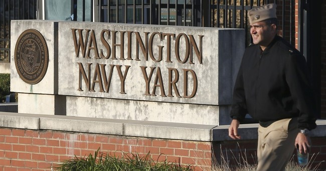 Families file lawsuits over 2013 Navy Yard shooting