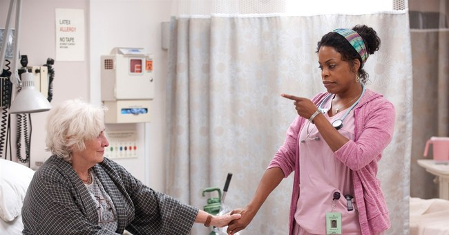 Niecy Nash wants more diversity at Emmy Awards