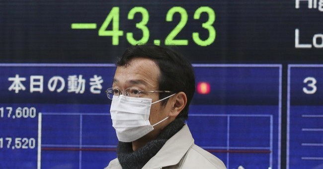 Asia stocks mostly higher as initial Greek jitters ease