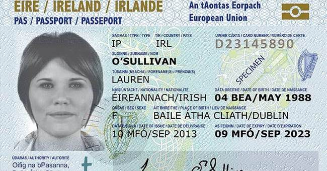 Ireland unveils credit card-style passports for EU travel