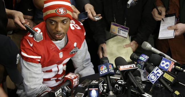 Super Bowl Media Day: The art of saying little to nothing