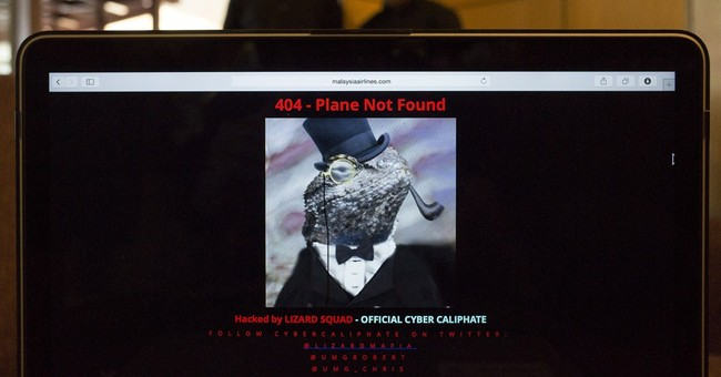 Malaysia Air site hacked, some customer data appears online
