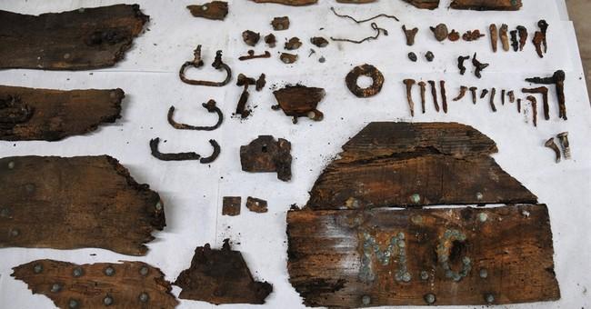 Spain: Cervantes searchers find casket with his initials