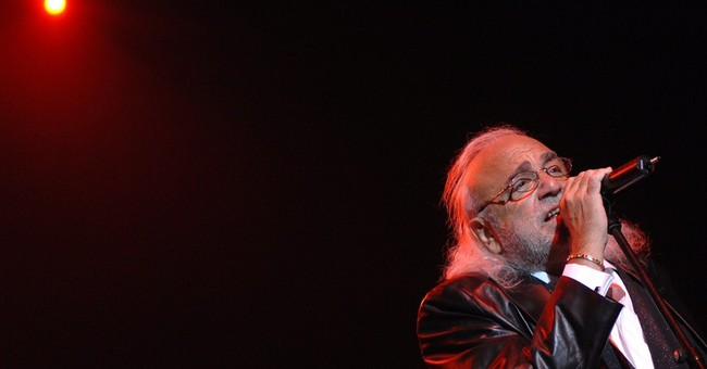 Renowned Greek singer Demis Roussos dead at 68