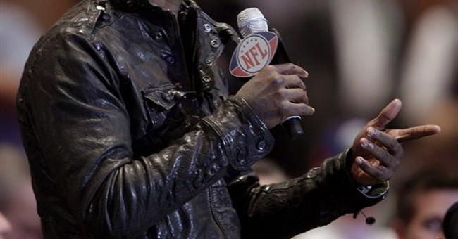 Reporter's marriage proposal for Tom Brady tops zany list