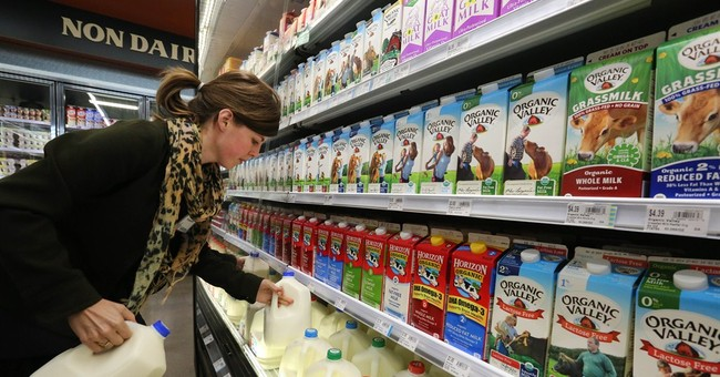 Milk industry fights back against 'anti-dairy folks'