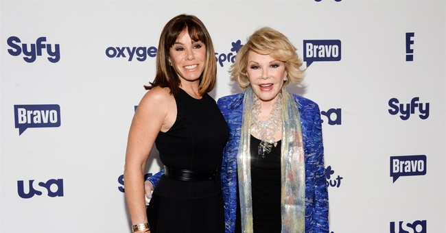 Melissa Rivers files lawsuit in mother Joan Rivers' death