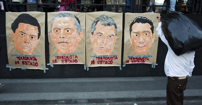 Mexico: Investigation shows that all 43 students are dead