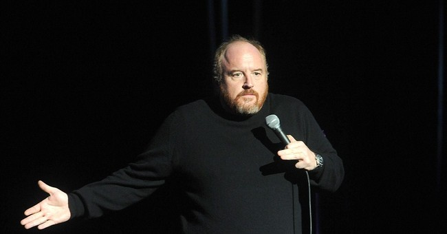 Louis C.K. cancels NY show, jokes about Northeast snowstorm