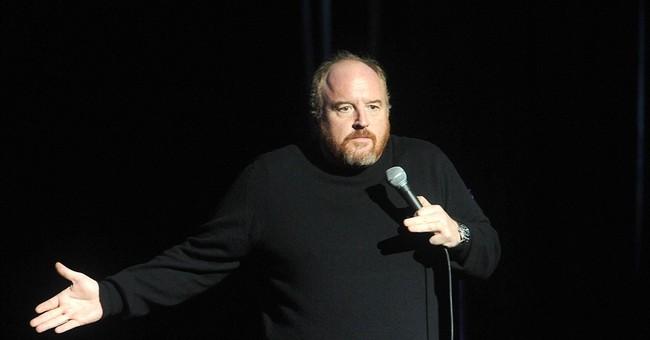 Louis C.K. cancels NY show, jokes about Northeast snowstorm