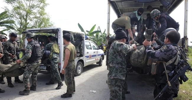 Toll of Filipino commandos killed in rebel clash rises to 43