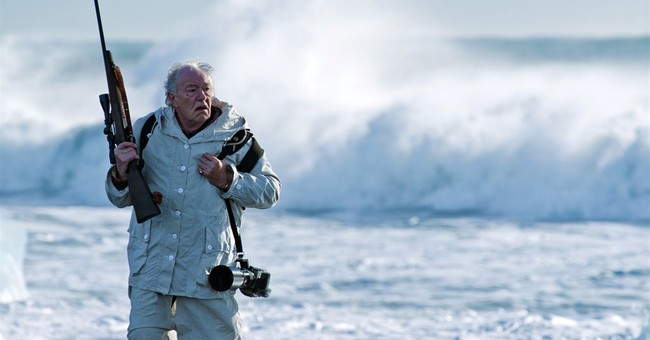 A murder at the edge of the world takes 'Fortitude' to crack