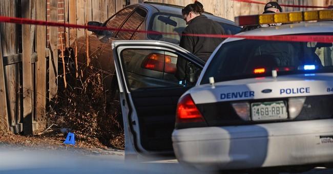 Denver police shoot, kill teen who struck officer with car