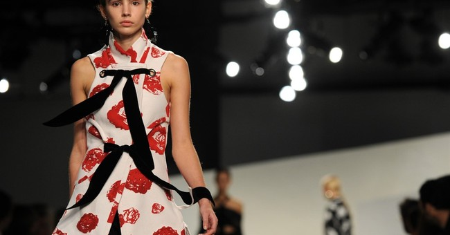 NY Fashion Week: The weird and wonderful moments