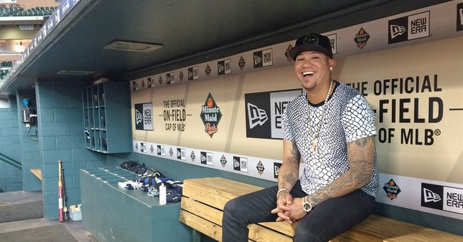 Out of uniform: Mariners' King Felix rules in fashion