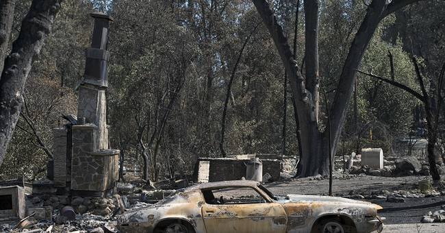 More than 1,000 homes destroyed by 2 California fires