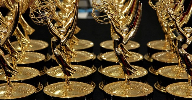 Emmy statuettes travel rocky roads from ceremony to mantel