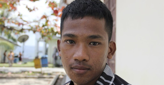 After slavery ordeal, fisherman finds self without a country