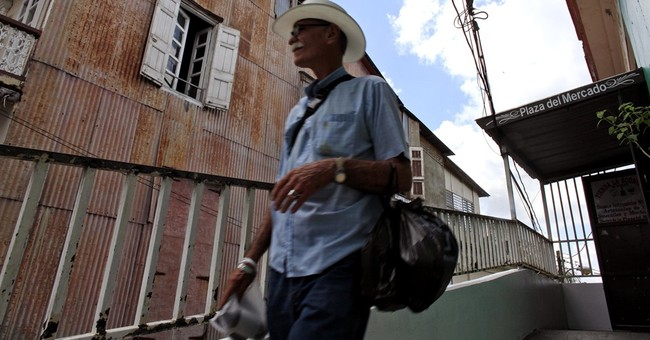Once-thriving Puerto Rico mountain town faces economic abyss