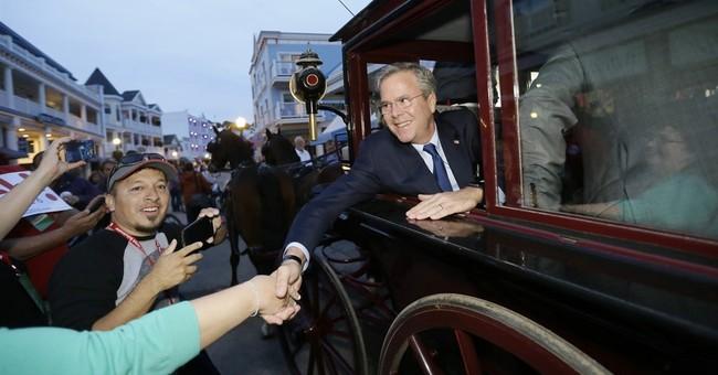 Bush says Obama's 'American,' calls for new civility