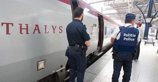 Thalys train employees to practice facing terror scenarios