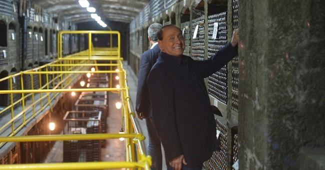 Putin, Berlusconi in Ukraine probe for drinking Crimea wine