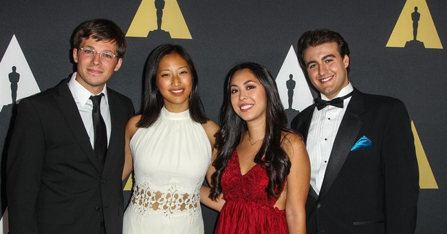 Student filmmakers get Hollywood treatment from film academy