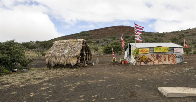 Telescope protesters agree to take down tent on Mauna Kea