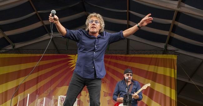 Daltrey sick; The Who postpones North American tour