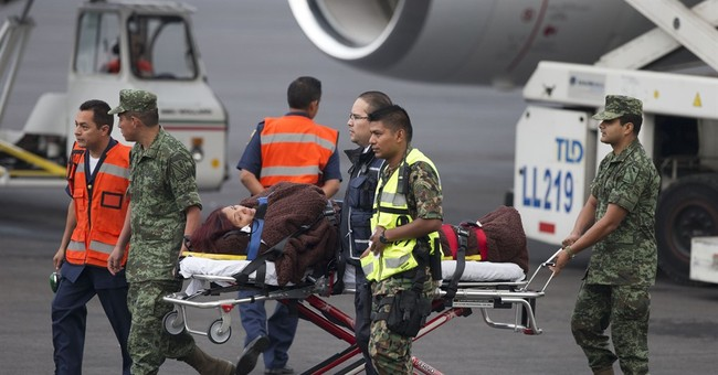 6 tourists injured in attack arrive in Mexico from Egypt