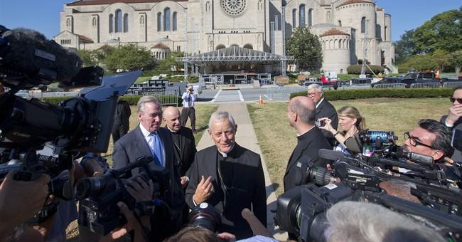 GOP lawmaker vows to boycott pope's speech to Congress
