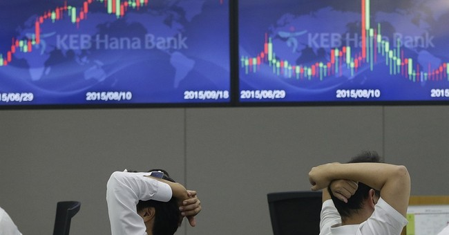 US stocks open lower as Fed uncertainty weighs on markets