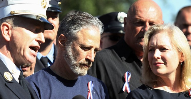 Capitol Hill Buzz: Stewart lobbying for Sept. 11 responders
