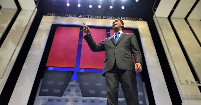 Republicans jockey for conservative credibility