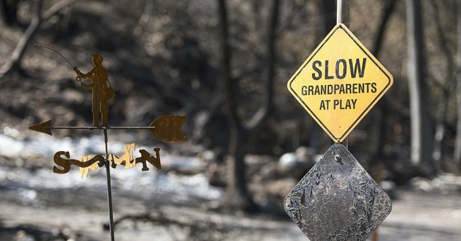 Some say they weren't warned about California wildfires
