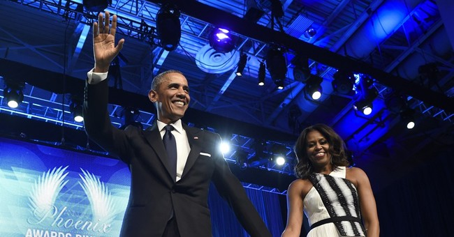 Obama pays tribute to female civil rights leaders