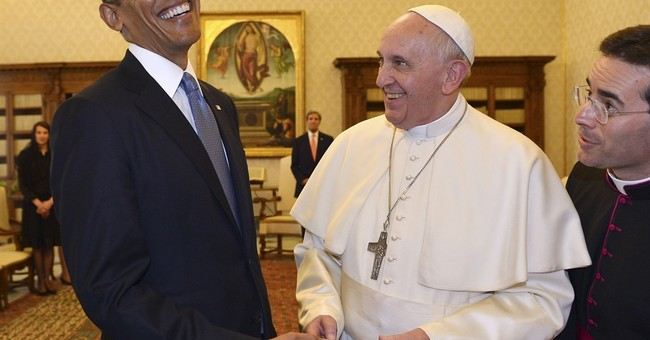Pope Francis praises US-Cuba detente as model for world