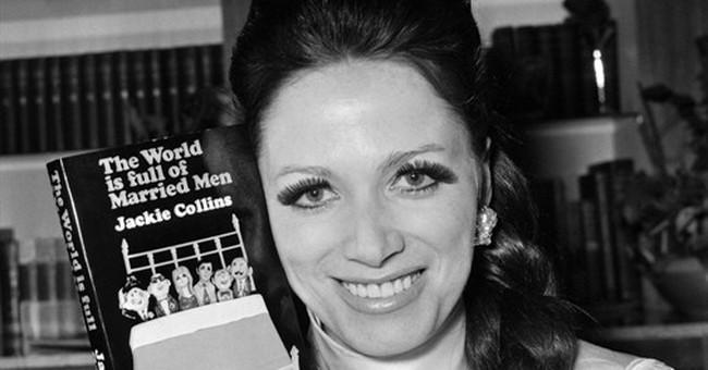 Publicist: 'Hollywood Wives' novelist Jackie Collins dies